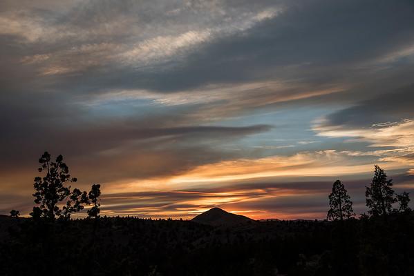 Sunset, Oregon