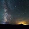 Milkyway and night skies, Oregon