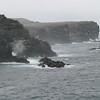 espanola island cliffs