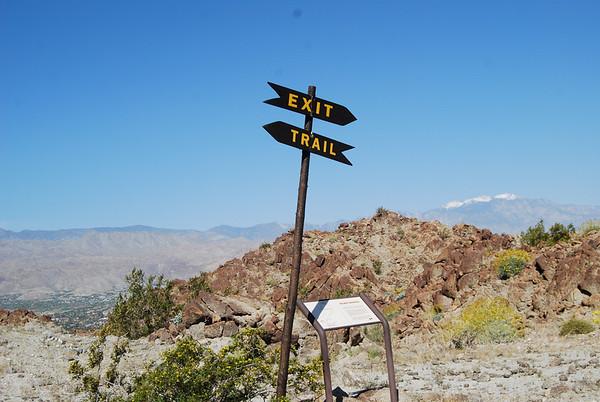 Eisenhower Mountain Wilderness Trail