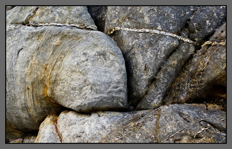 Nudging rock I