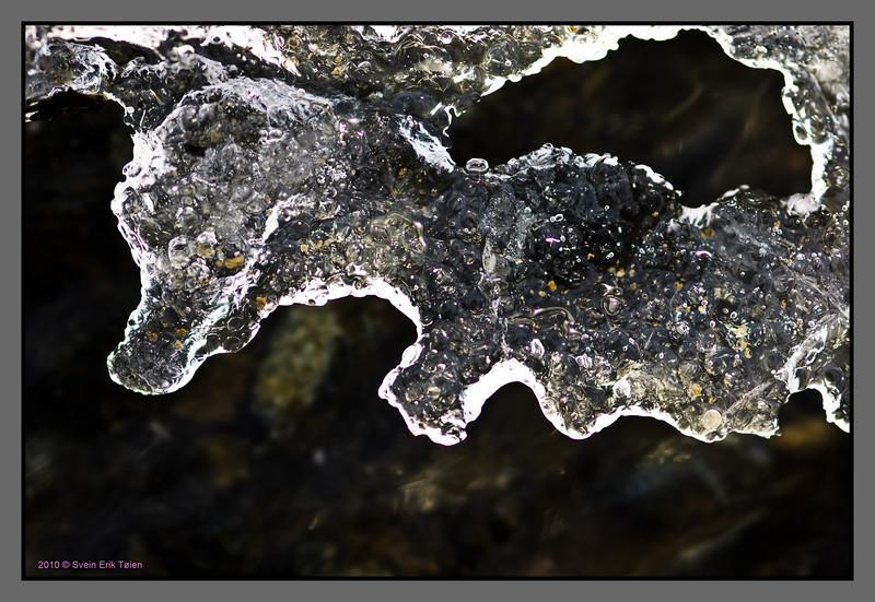 Melting ice pattern II