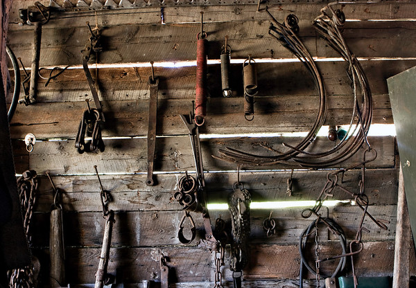 S-S Ranch Tool Shed #2