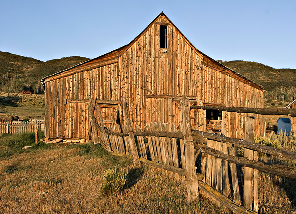 Hutchen's Ranch Barn #2