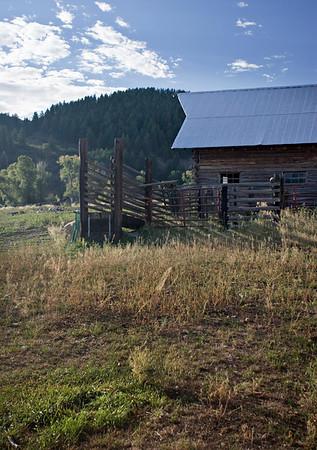 S-S Ranch Barn #1