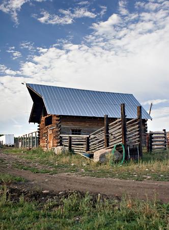 S-S Ranch Barn #2