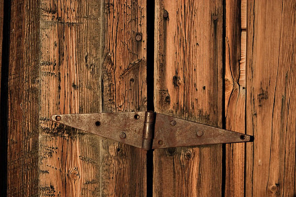 Hutchen's Ranch Barn Door #2
