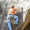 I Attempt Rock Climbing