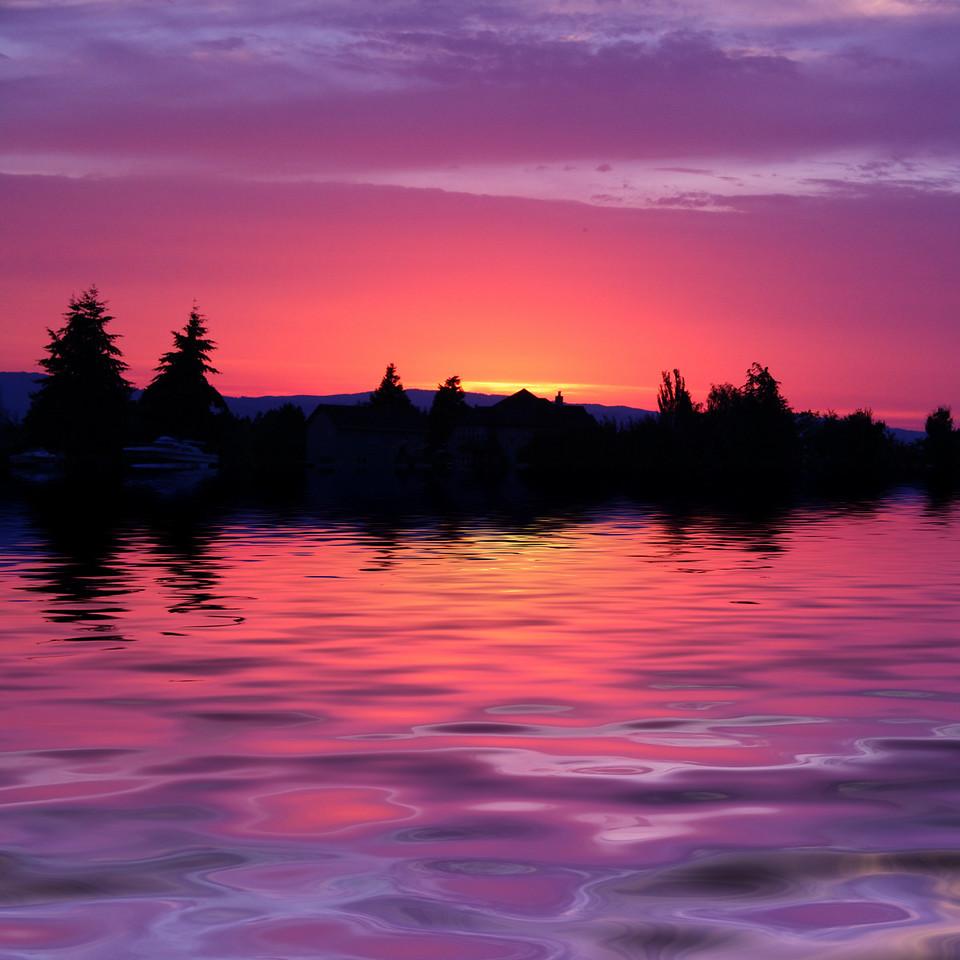 ridgefield Sunset