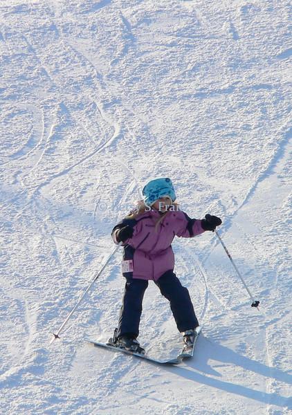 Skiing, Michigan