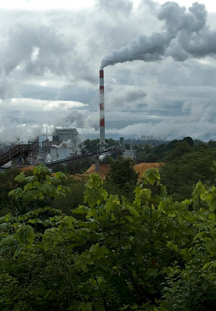 smoke stack environmental photography 2