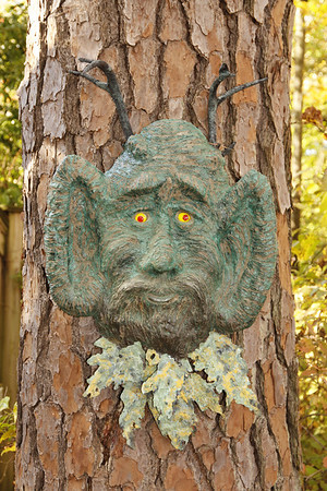 """L'Homme Verte""        The Green Man deity of the British Isles and Europe was believed to create rain, sustain nature and support livestock and pasture"