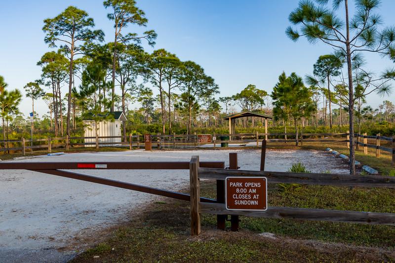 Estero Bay Preserve - Broadway Entrance