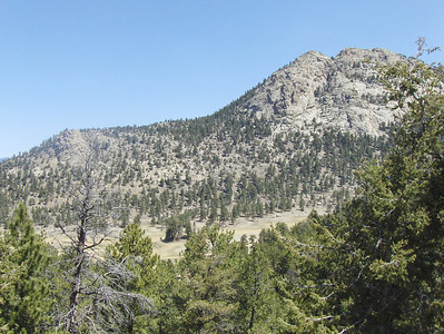 2008 - view from Estes Park area