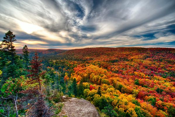 Eternal Autumn Ridge