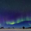 An Aurora Near Ivalo, Finland