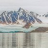 A Svalbard glacier