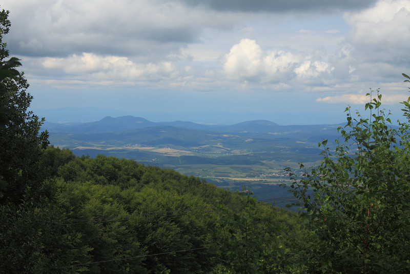 Galyatető View — Galyatetői kilátás