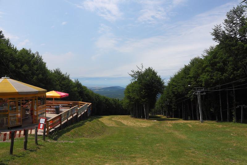 Southern Ski Track — A déli pálya