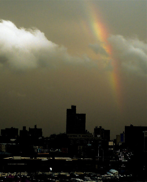 Bronx rainbow