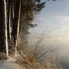 6. Deer  tracks at Ewauna Lake <br /> (Klamath Falls, Oregon)