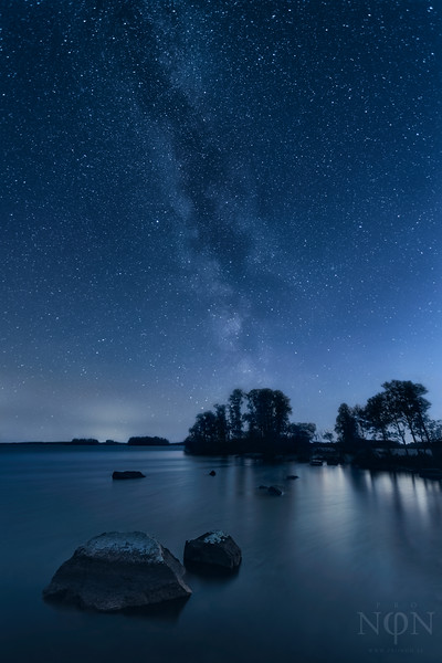 Lake Of Thousand Stars