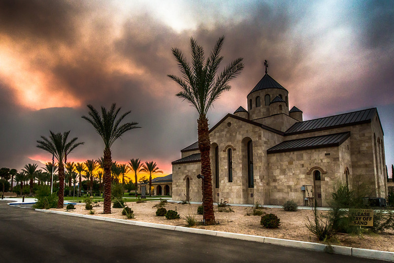 Church on Monterey in Palm Desert, CA.