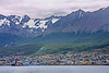 Ushuaia, from Beagle Channel