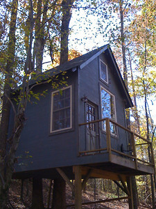 Jacob's tree house