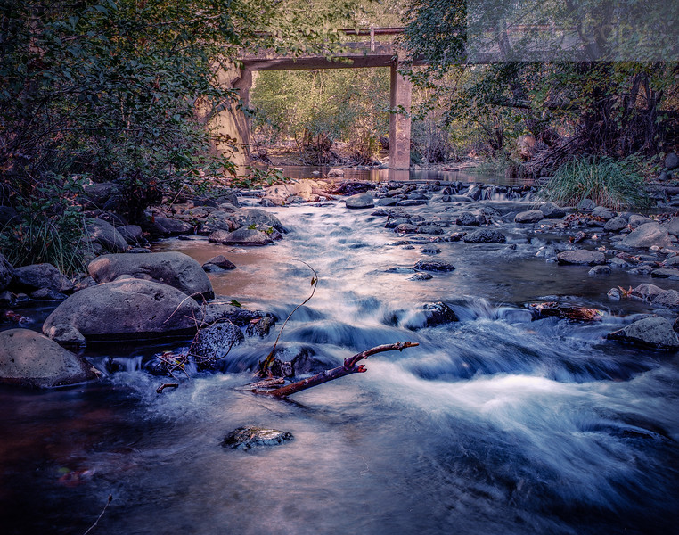 Bridge Over Wet Beaver Creek