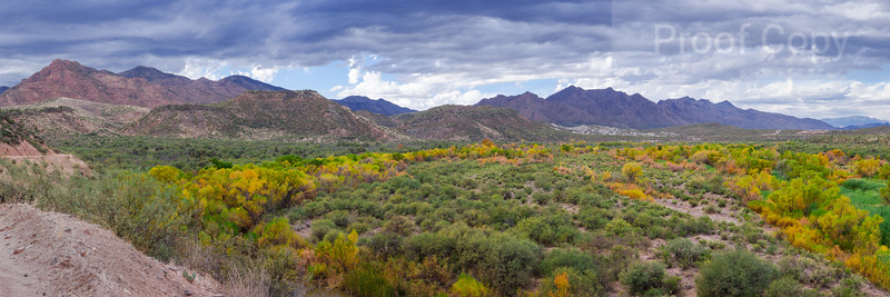 Lower Verde River Valley