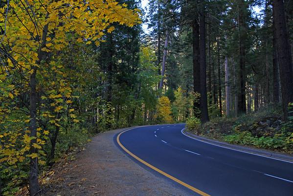 Yosemite colors.