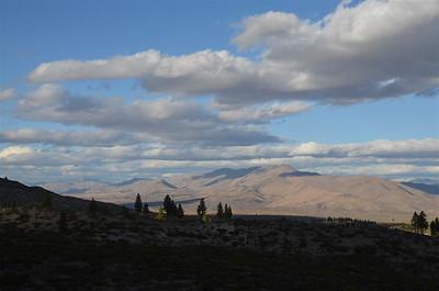 Looking north toward 395 - November 2, 2013