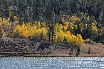 Fall Colors near Heenan Lake - October 4, 2013