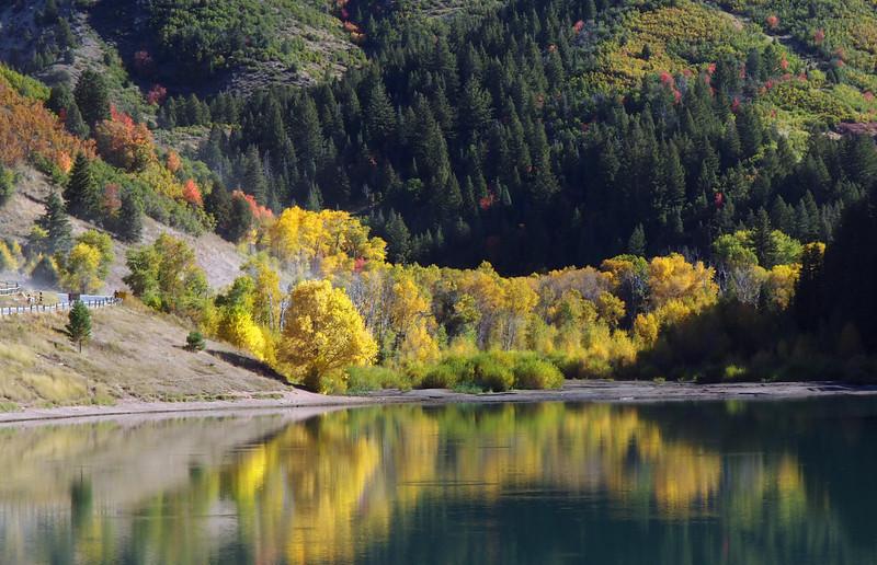 Tibble Fork Lake Utah