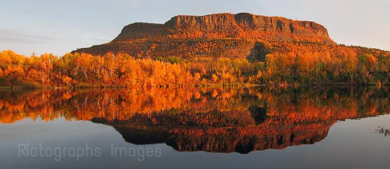Mount McKay, Thunder Bay, Ontario