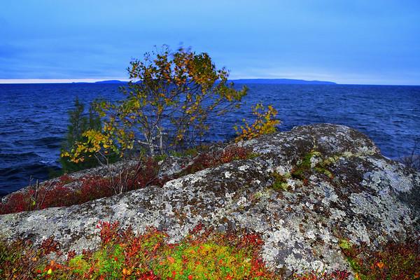 Autumn 2018. Lake Superior
