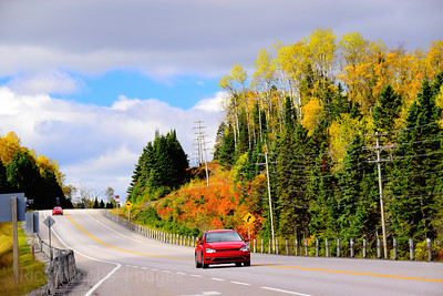 Autumn 2018, Trans Canada Highway Travel