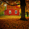 Fall in Bennington Vermont USA