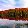 Fall Colours reflection