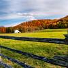 Fall colour in Hockley Valley, Ontario,Canada