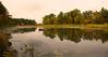 Beaver Brook facing Forge Pond