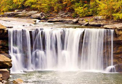 Cumberland Falls Kentucky