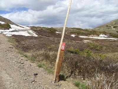 Mile marker 8