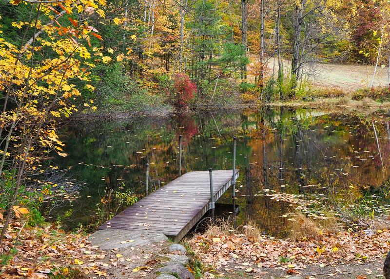 dock fall