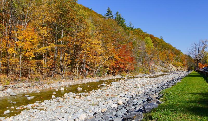 Cold River - Mohawk Trail.