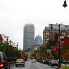 Comm Ave, Boston.