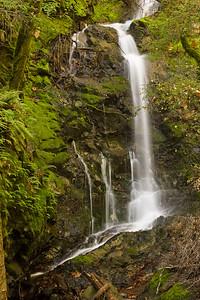 Black Rock Falls, Uvas Canyon County Park
