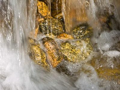 Waterfall Near Santa Fe