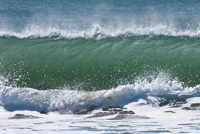 Wave at Point Reyes National Seashore